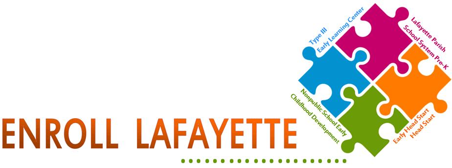 Lafayette Parish Early Childhood Community Network logo